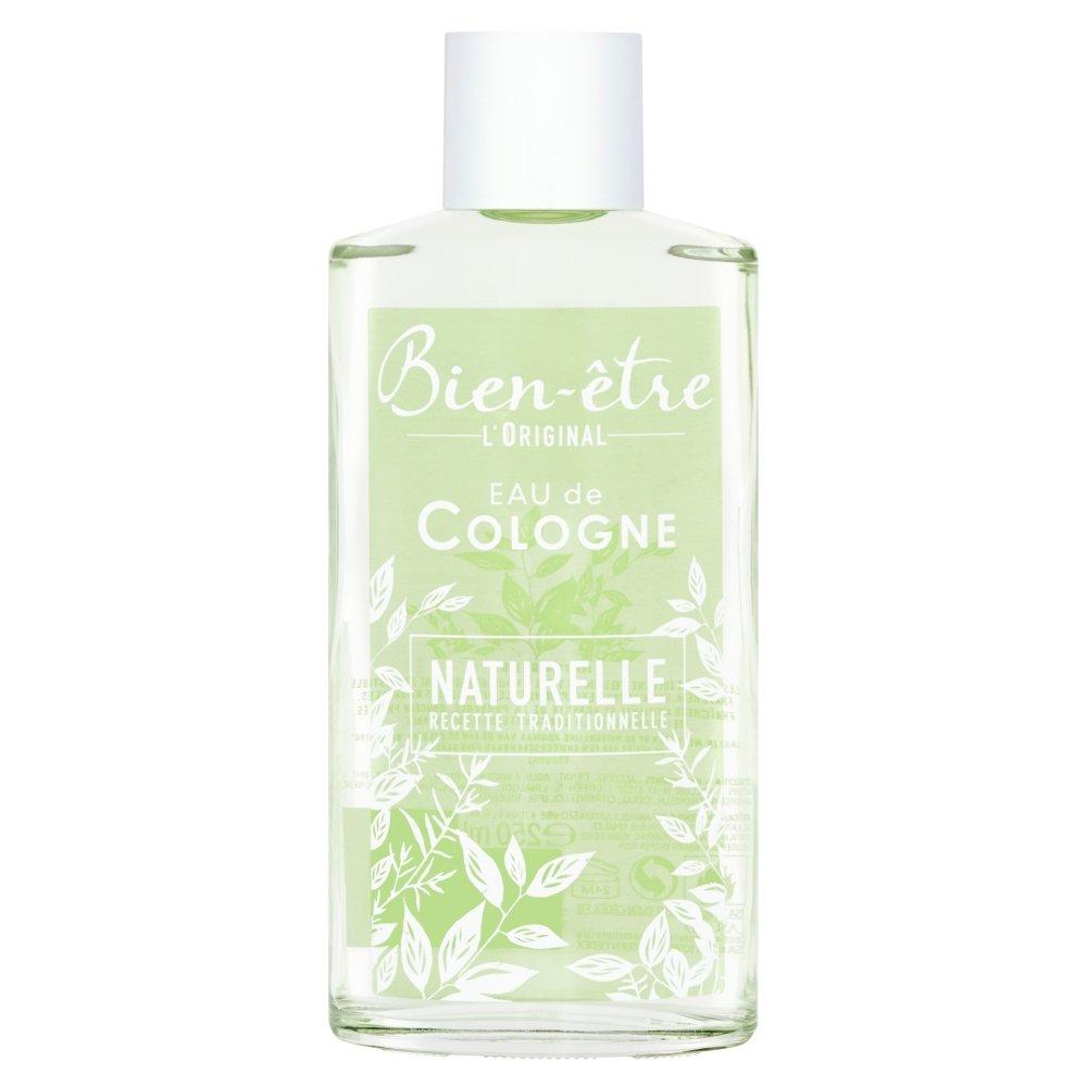 Bien-etre Eau De Cologne Naturelle 250 ml