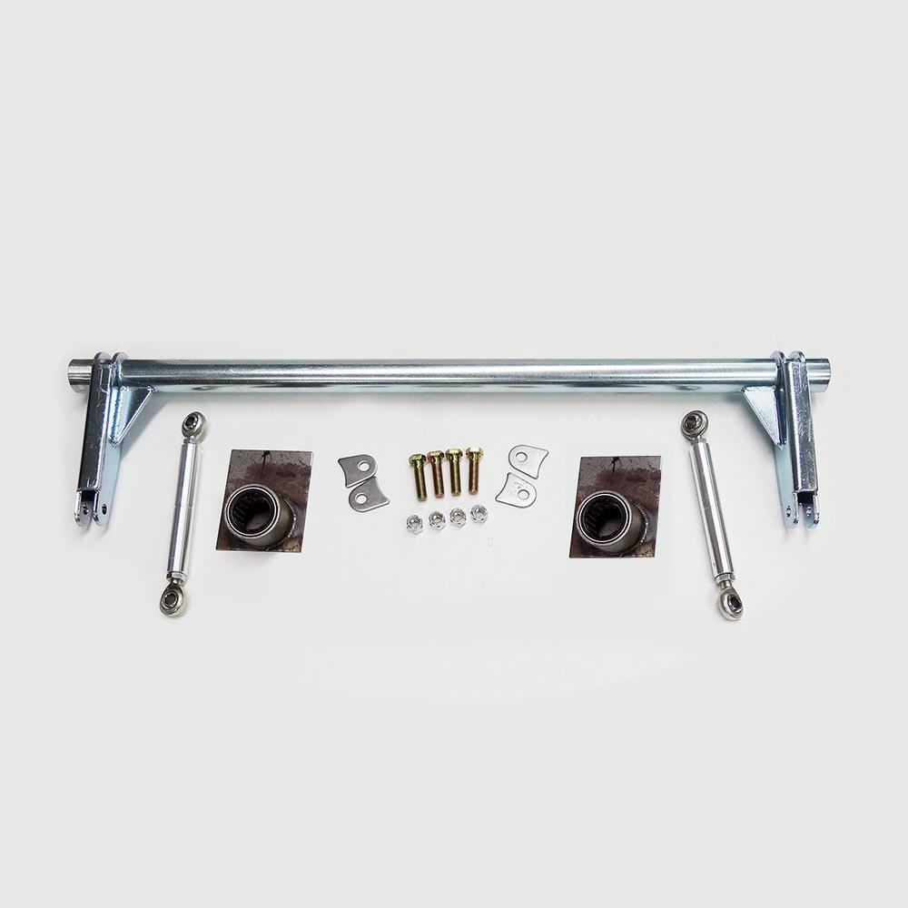 UPR 1979-2004 Ford Mustang Pro Series Chrome Moly Anti Roll Bar Kit by UPR Products