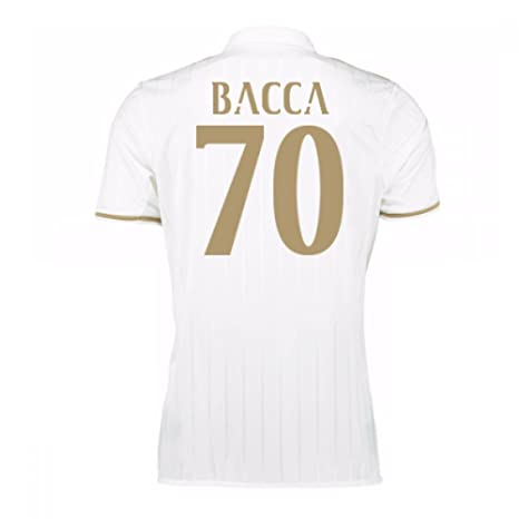 2016-17 AC Milan Away Football Soccer T-Shirt Camiseta (Carlos ...