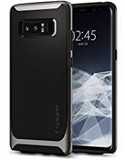 Spigen Neo Hybrid Designed For Samsung Galaxy Note 8 Case (2017) - Gunmetal