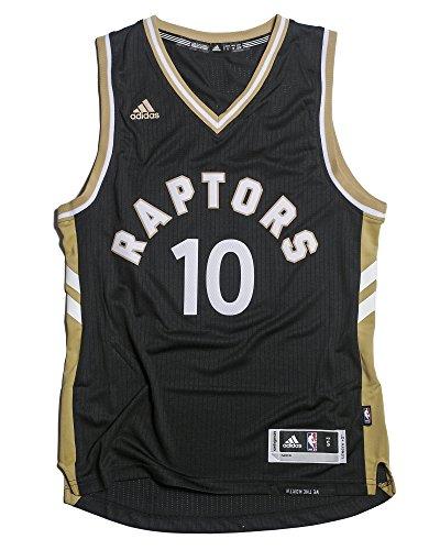 20 Swingman Alternate Jersey (DeMar DeRozan Toronto Raptors Black Alternate Adidas Swingman Jersey (XX-Large))