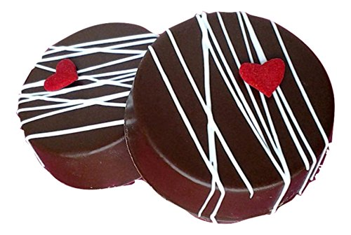 Dark Chocolate Double Dipped Oreo Cookies (12) Individually wrapped and boxed, Mothers Day Gifts, Valentine's Day, Anniversary Party Favors, Bridal Shower, Gourmet Cookies