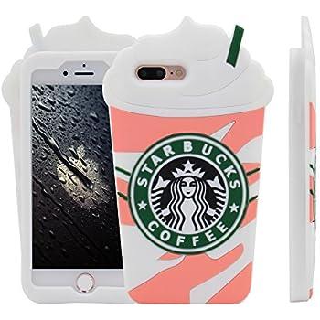 Amazon Com Iphone 7 Plus Case Mc Fashion Cute 3d