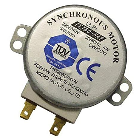 Zkee Shop TYJ508A7 Horno microondas TYJ50-8A7 4W 5/6 RPM ...