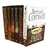 Bernard Cornwell Warrior Chronicles Series 6 Books Set Collection Pack (Death...