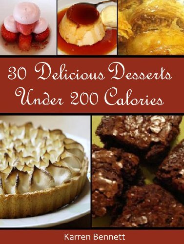 30 Delicious Desserts Under 200 Calories