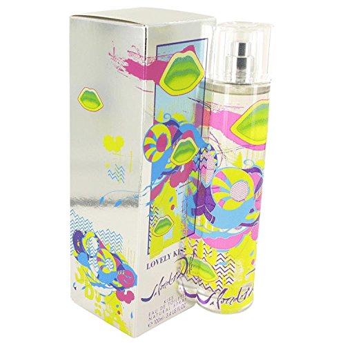 Lovely Kiss by Salvador Dali Eau De Toilette Spray 3.4 oz for Women - 100% ()