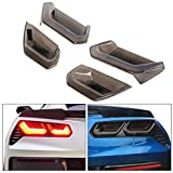ECOTRIC Rear Tail Light Lens Taillight Molded