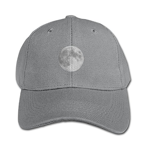 Penn Vintage Hat (LBLOGITECH Moon Midnight Youth Hat Fashion Kids Cotton Peaked Baseball Cap)