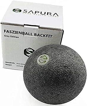 Bola de masaje 6cm ✓ pelota terapia punto gatillo: Amazon.es ...