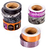 Martha Stewart Happy Halloween Washi Tapes Crafting