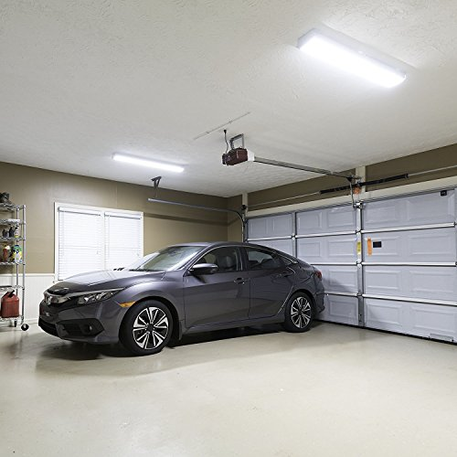 FaithSail 4FT LED Wraparound Garage Shop Lights