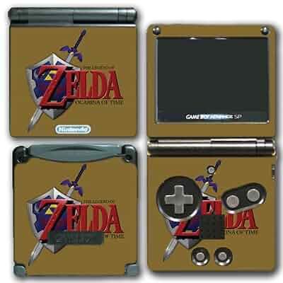 Amazon.com: Legend of Zelda Link Ocarina of Time Gold Logo
