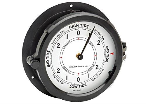 Chelsea Clock Patriot Deck Tide Clock, 8.5