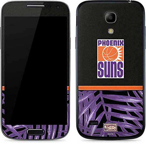 NBA Phoenix Suns Galaxy S4 Mini Skin - Phoenix Suns Retro Palms Vinyl Decal Skin For Your Galaxy S4 Mini