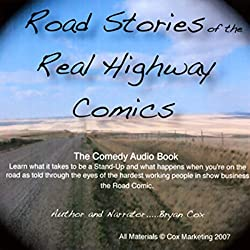 Road Stories of the Real Highway Comics