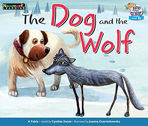 Image of The Dog and the Wolf Leveled Text (Jump Into Genre (En))