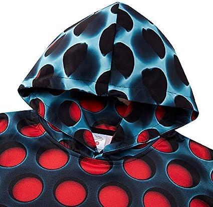 Cutemile Boys Girls Pullover Hoodies 3D Print Sweatshirt Novelty Hooded Hoody Long Sleeve with Pocket Jumper 6-16 Years