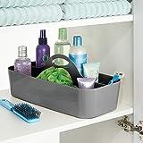 mDesign Plastic Portable Storage Organizer Caddy