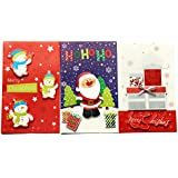 amazon com christmas card kit 850 piece diy card making kit make