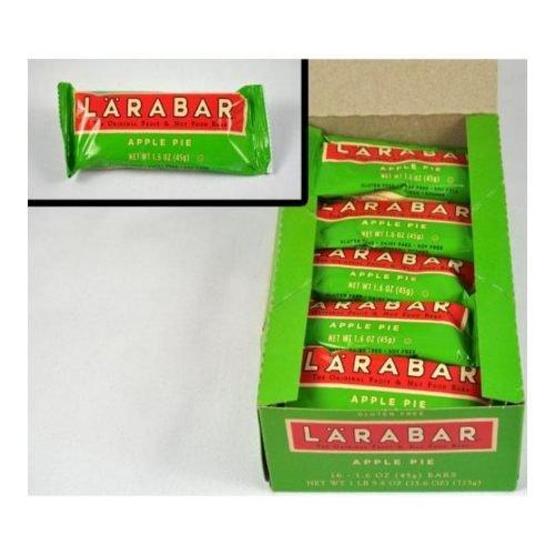 Larabar Apple Pie Bar, 25.6 Ounce -- 4 per case.