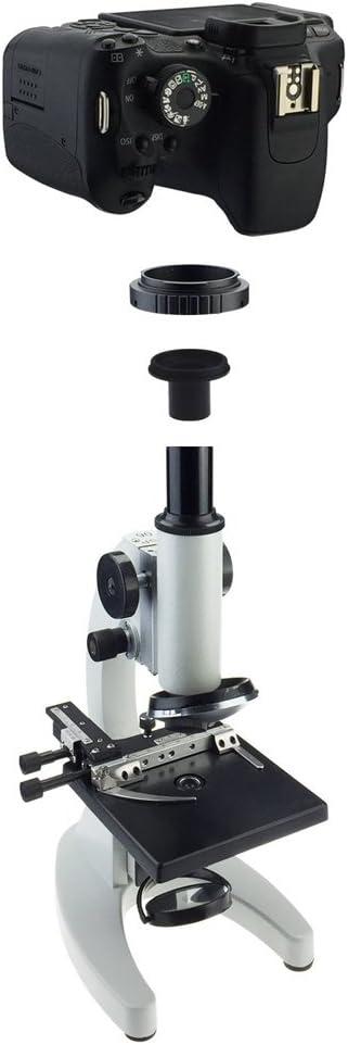 gosky cámara lente adaptador para Nikon cámara réflex digital y ...