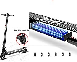 LFDD Scooter Electrico, Patinete Electrico Adulto y Niño ...