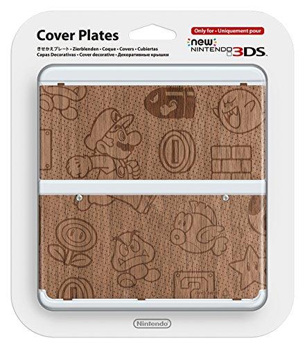 New Nintendo Cover Plates No 024 grain