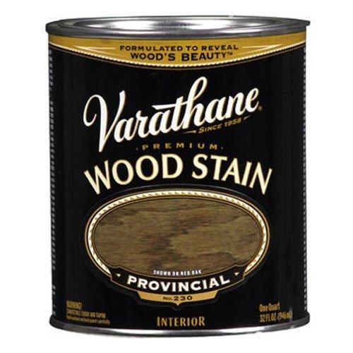 Varathane 211717H Premium Wood Stain, Quart, (Natural Reed Finish Bases)