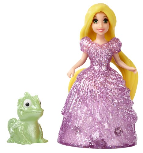 Disney Princess Glitter Glider Rapunzel Doll image
