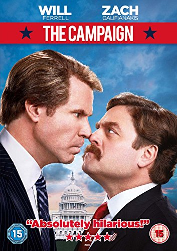 Amazon.com: Campaign: Will Ferrell, Zach Galifianakis, Jason ...