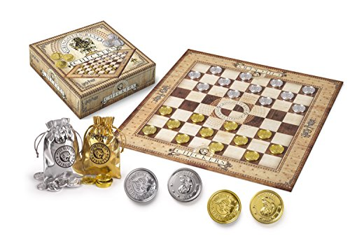 Harry Potter Gringotts Coins Checkers Set