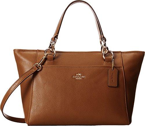 Coach Leather Flap Bag - 2