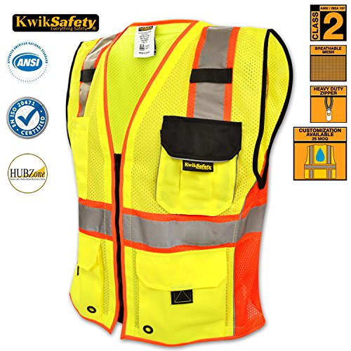 KwikSafety Visibility Reflective Expandable Construction