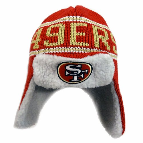 770ba09d4 San Francisco 49ers Yeti Knit Hat – Football Theme Hats