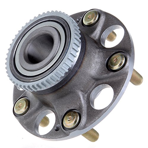 SCITOO Compatible with New Rear Wheel Hub Bearing Assembly Left Or Right fit TL 2004-2008 Accord 2003-2007 512188