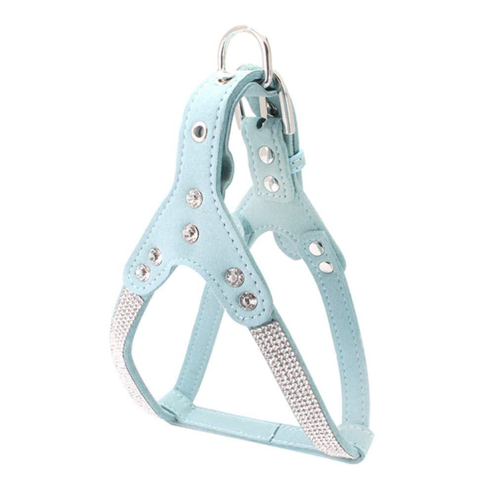 WHFDRHCWXQ Collar de Mascota Arnés para Perros pequeños Chaleco ...