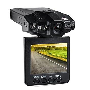 hikenn 2,5 Auto Tacógrafo tachographen DVR 170 amplio 1080P Grabador de Auto de