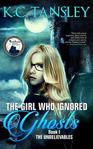 She tried to ignore them. But some things won't be ignored. The Girl Who Ignored Ghosts (The Unbelievables Book 1) by K.C. Tansley is featured in today's Kindle Daily Deals