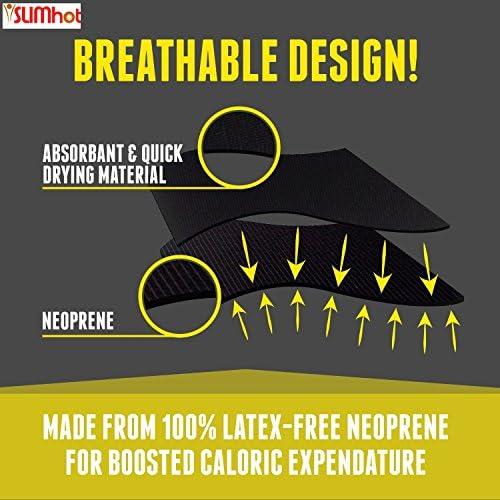 SlimHot Hot Slimming Belly Burner Tummy Waist Trimmer Belt 5