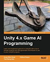 Unity 4.x Game AI Programming Front Cover
