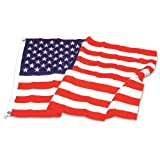 Online Stores Sewn Polyester American Flag, 3 by 5-Feet