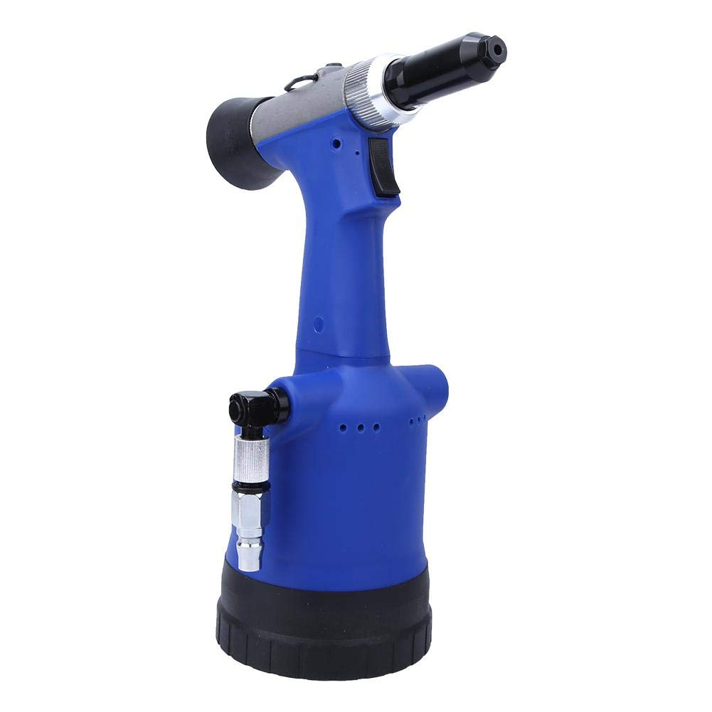 Remachadora hidr/áulica de aire para servicio pesado Remachadora de aire para trabajo pesado Pistola de remachado neum/ática de grado industrial de auto-succi/ón Remachadora de aire Rango de remachado
