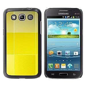 MOBMART Carcasa Funda Case Cover Armor Shell PARA Samsung Galaxy Win I8550 - Boxes Of Sunlight