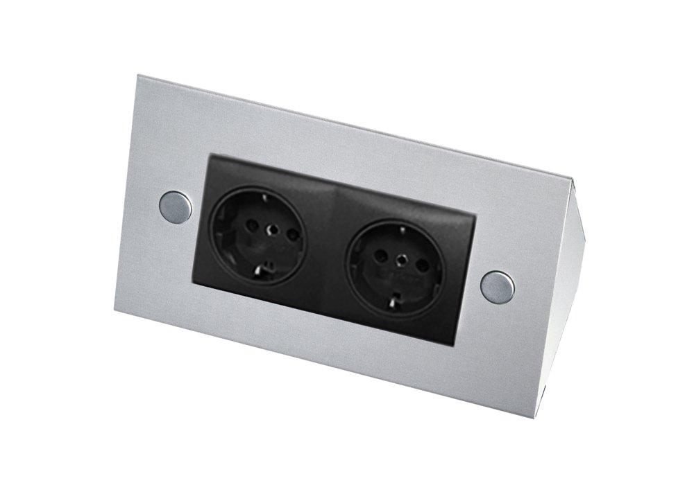 Thebo 17906 Enchufe Element E 3900/ST2, Acero Inoxidable: Amazon.es: Bricolaje y herramientas