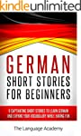 German: Short Stories For Beginners -...