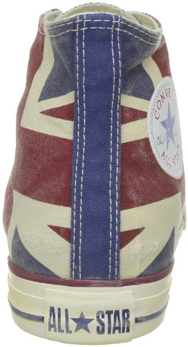 Converse adulto Flag Union Uk Ctas 135504C Sneaker Unisex Distressed Jack HnrH4TvZUW