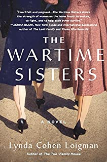 Book Cover: The Wartime Sisters: A Novel