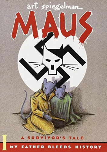 Maus:Survivor's Tale Vol.I+Ii