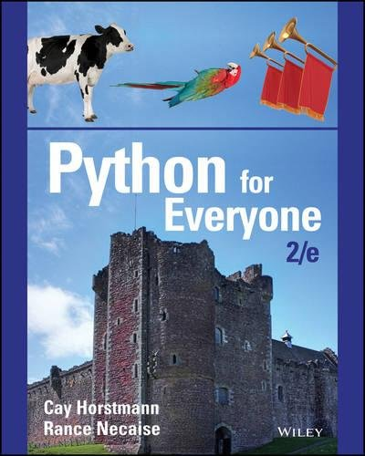 Python for Everyone by Wiley